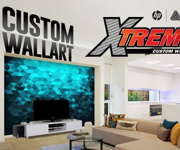 CUSTOM WALL ART: All New Product Available